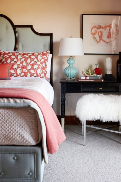 Bedrooms with Pizazz  {Inspiration Affirmation}