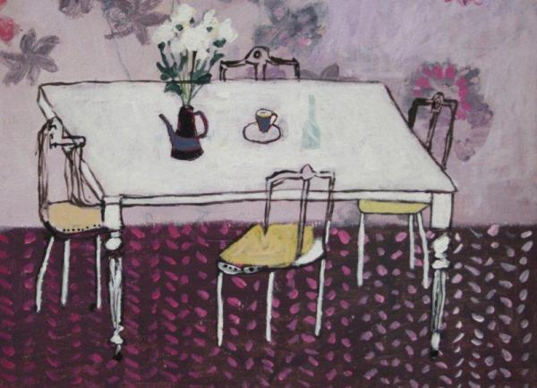 Lavender Wallpaper  {Charlotte Hardy}