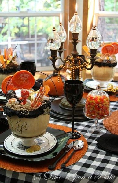 Halloween Tablescaping  {Inspiration Affirmation}