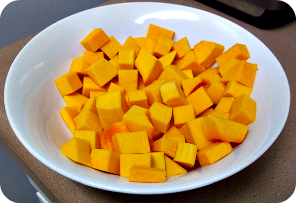 Butternut Squash Skillet Mad and Cheese - Inspiration Affirmation