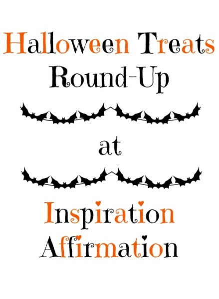 Halloween Treats Round-Up  - A round-up of over a dozen Halloween treats for you to enjoy this season! {Inspiration Affirmation}