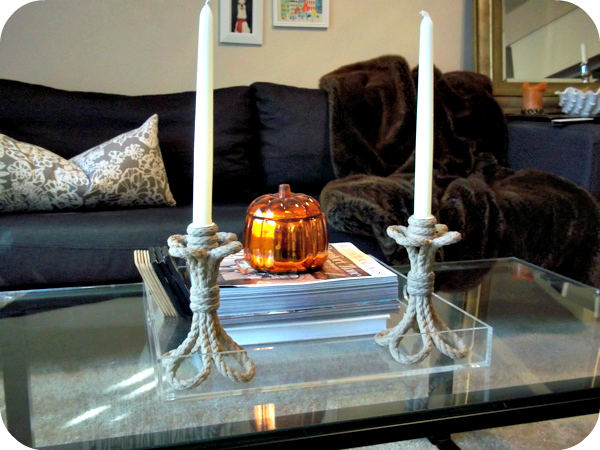 Halloween and Early Fall Decorating  {Inspiration Affirmation}